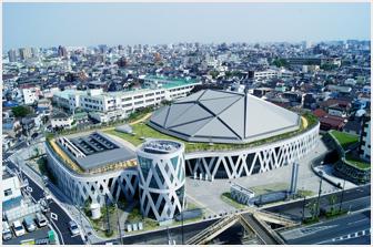 大田区総合体育館